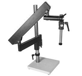 Articulating Arm Boom Stand and 3/4 inch Post Adapter