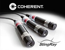 Coherent® High Performance StingRay™ Laser Diode Modules