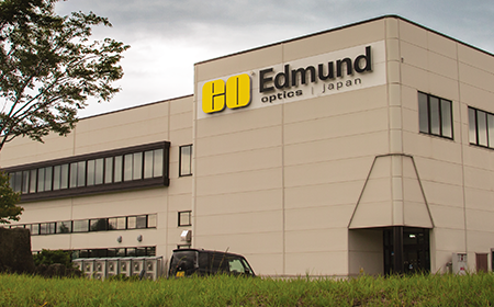 Edmund Optics Akita Japan Factory